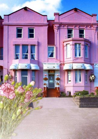 paignton sea front B&B, sea side hotel